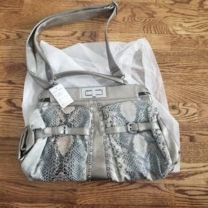 Handbag with Dust Cover NWT